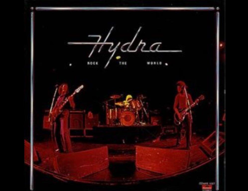 "Hydra ""Rock The World"""