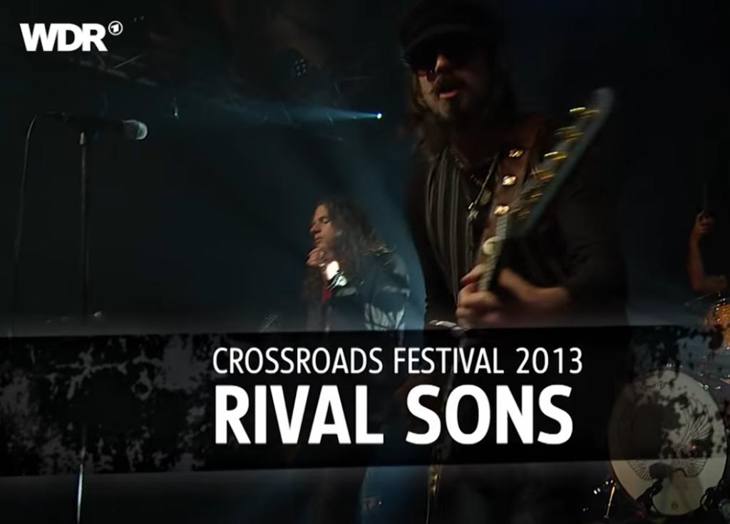 RIVAL SONS: Live beim Crossroads Festival 2013