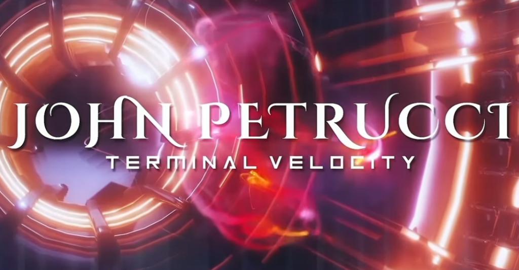 """JOHN PETRUCCI: """"Terminal Velocity"""""""