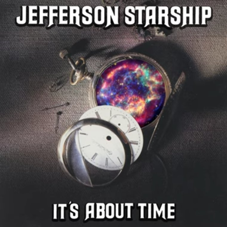"""Jefferson Starship """"Its About Time"""""""
