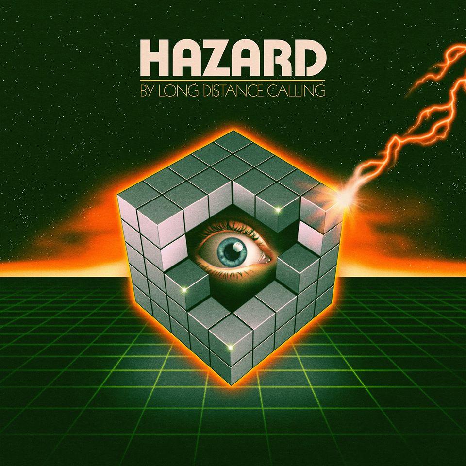 "LONG DISTANCE CALLING: Neue Single ""Hazard"""
