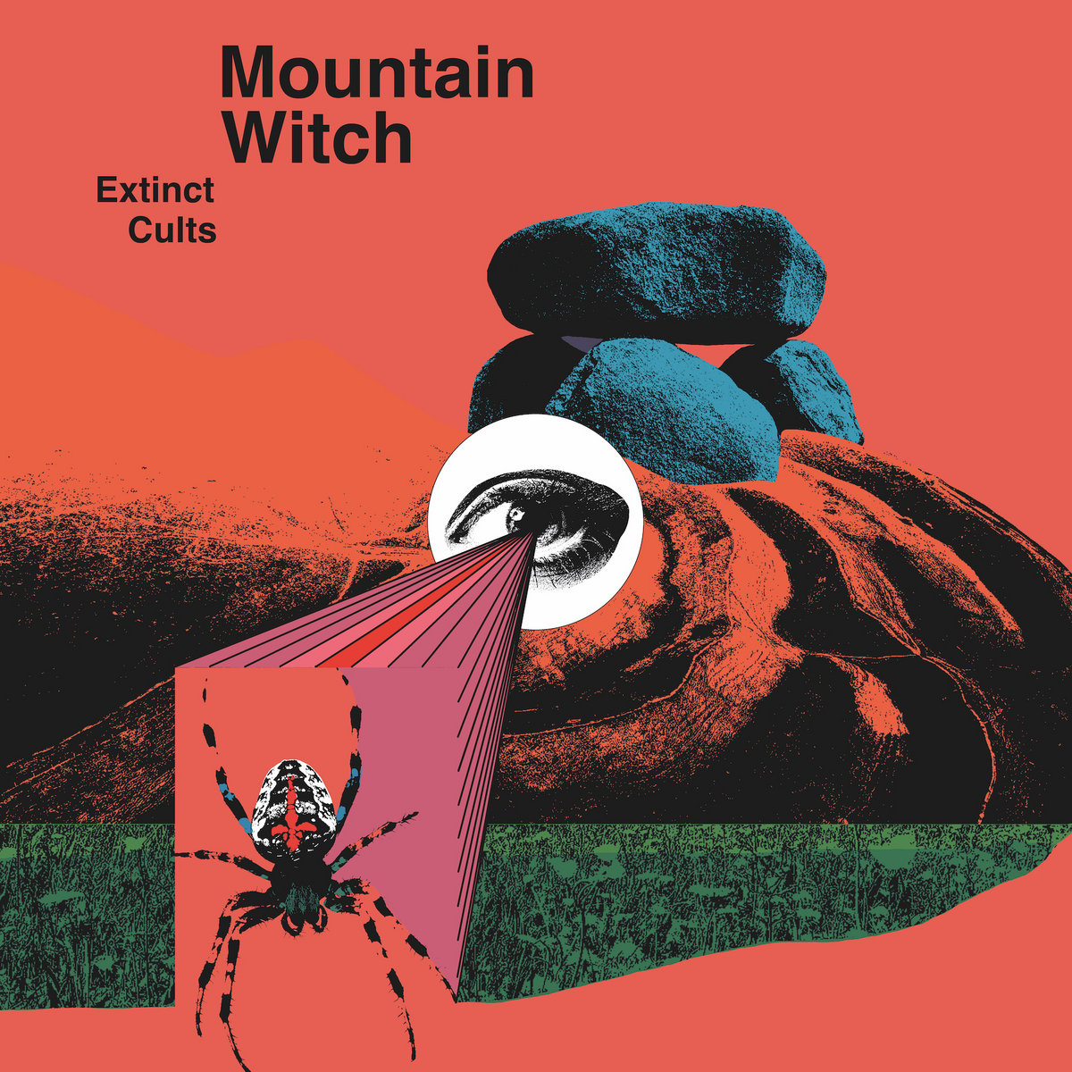 """Mountain Witch """"Extinct Cults"""""""