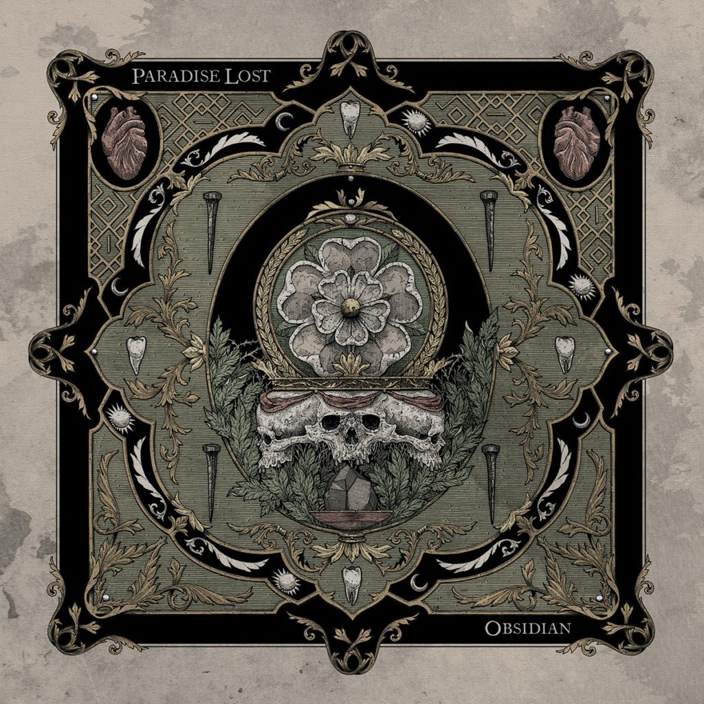 "PARADISE LOST: ""Obsidian"""