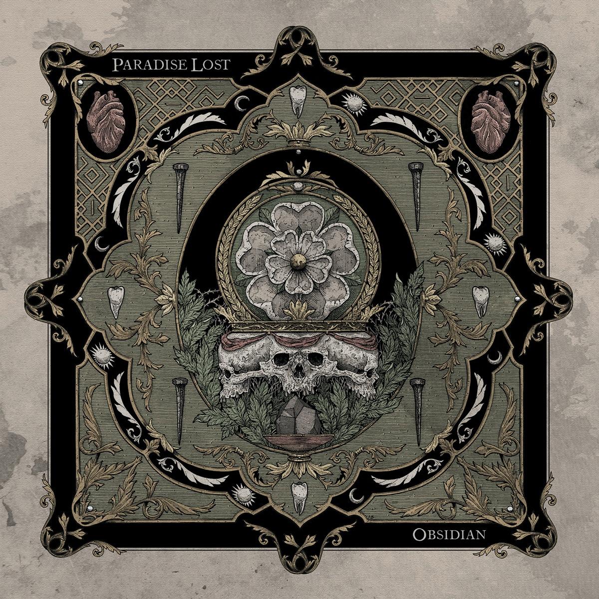 "Paradise Lost ""Obsidian"""