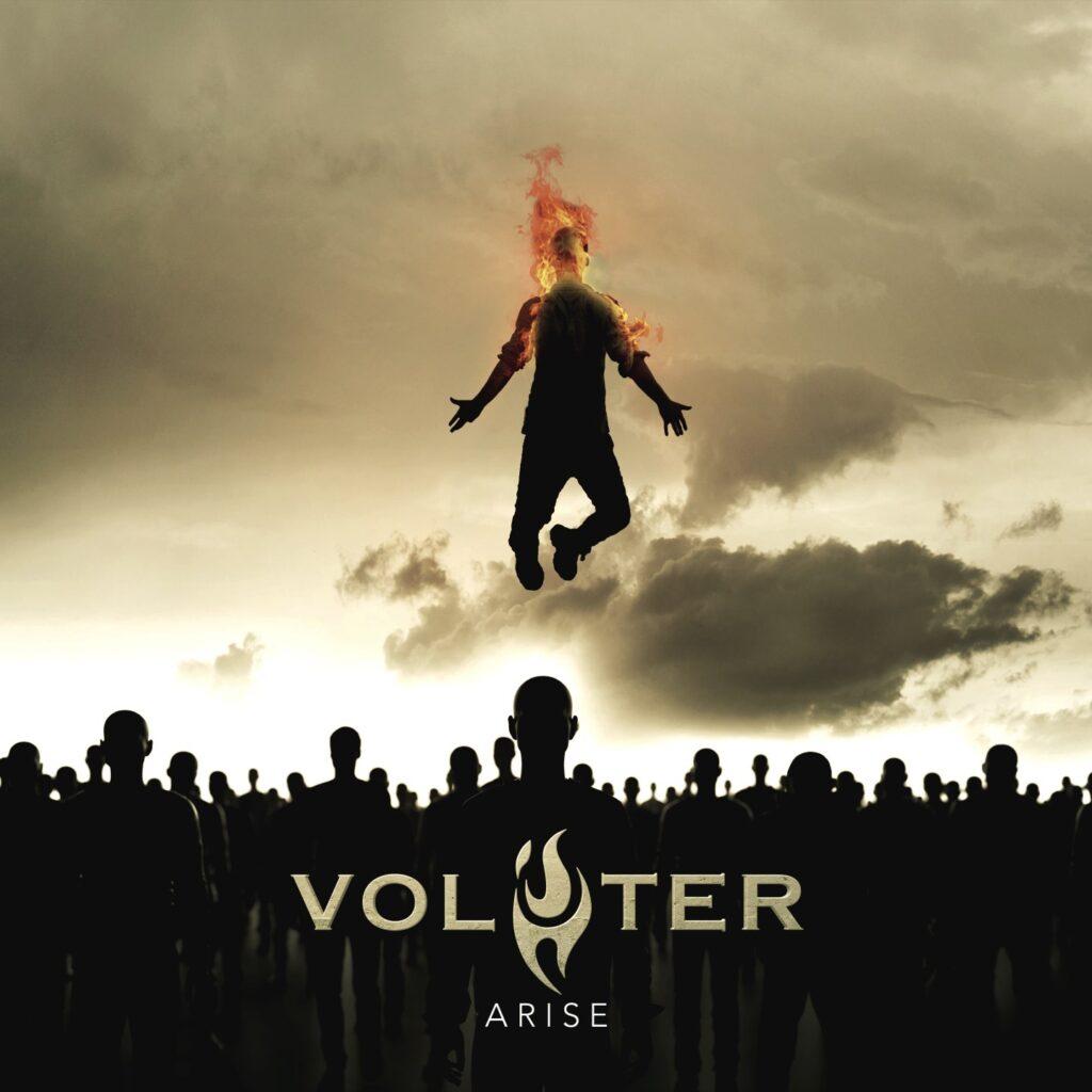 """VOLSTER: """"Turn The Tide"""" aus dem Album """"Arise"""""""