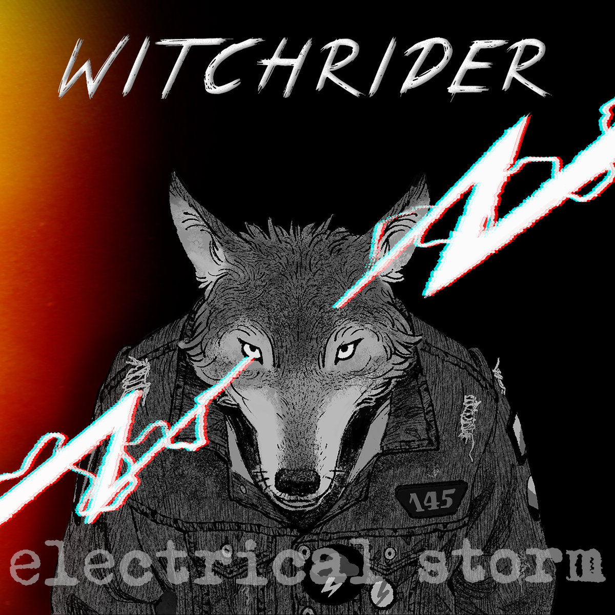 WITCHRIDER - Electrical Storm