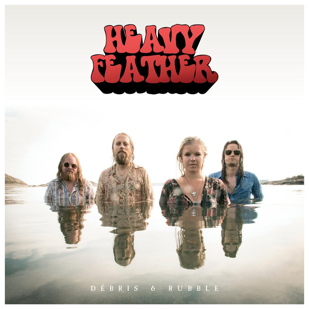 "Heavy Feather ""Debris & Rubble"""