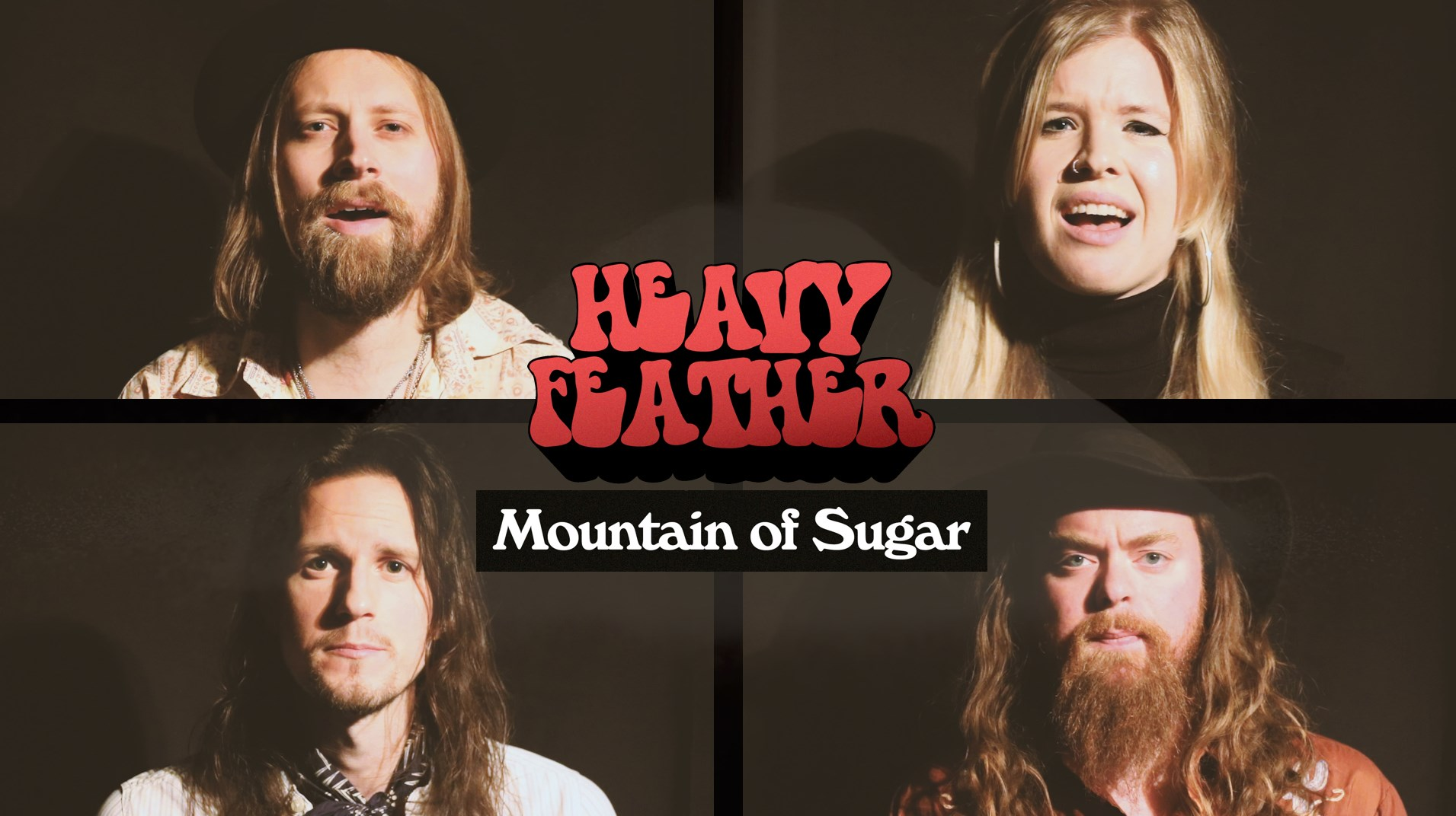 """Heavy Feather """"Mountain Of Sugar"""""""