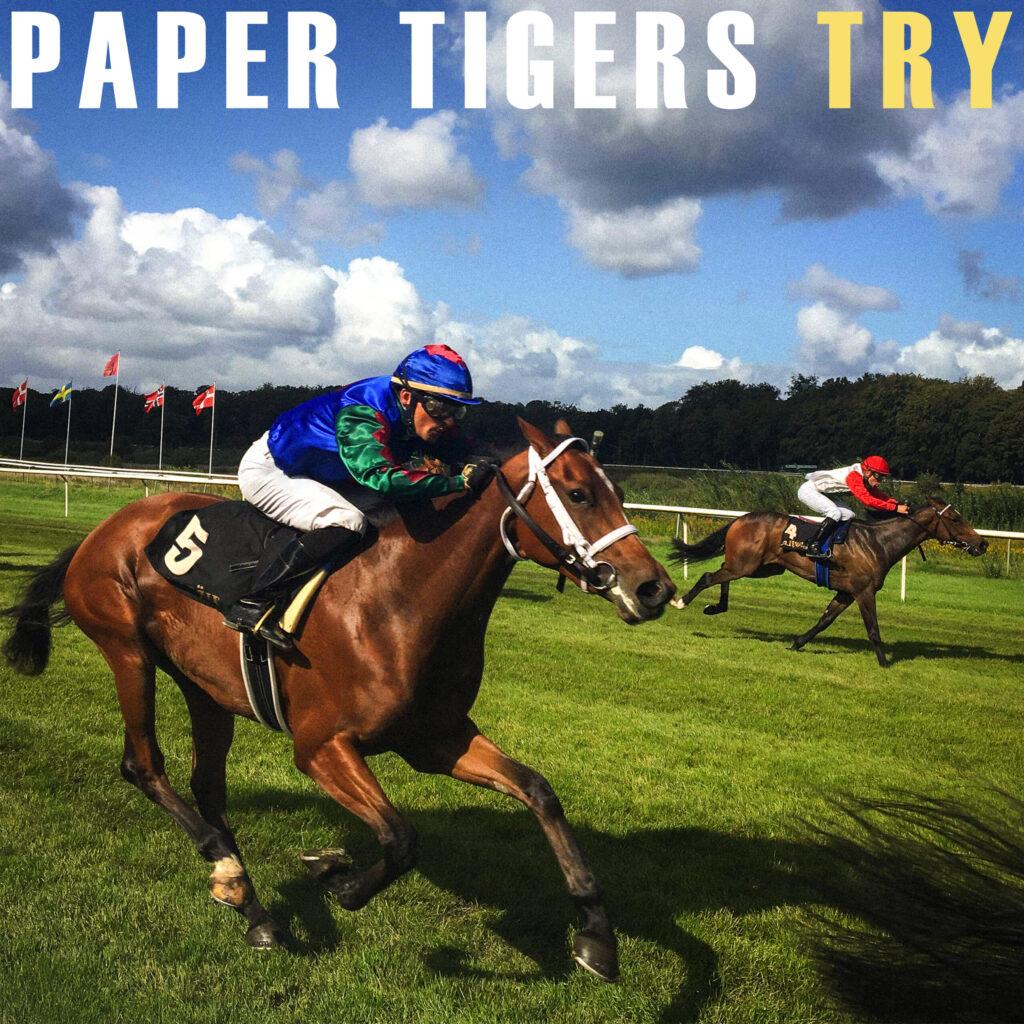 """PAPER TIGERS: Neue Single  """"Try"""" nach der Pause am Start"""