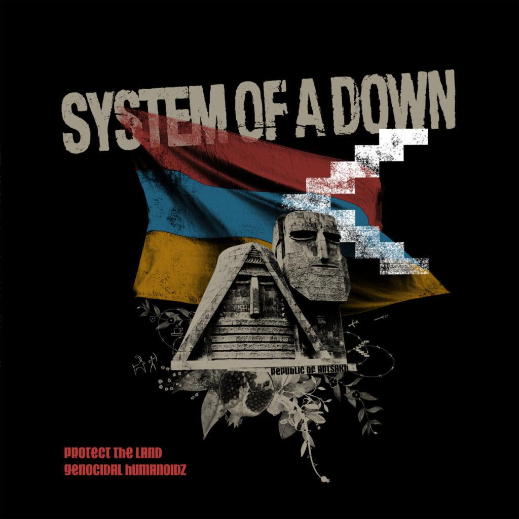 SYSTEM OF A DOWN: Zwei neue Songs – Einigkeit in der Mission Armenien