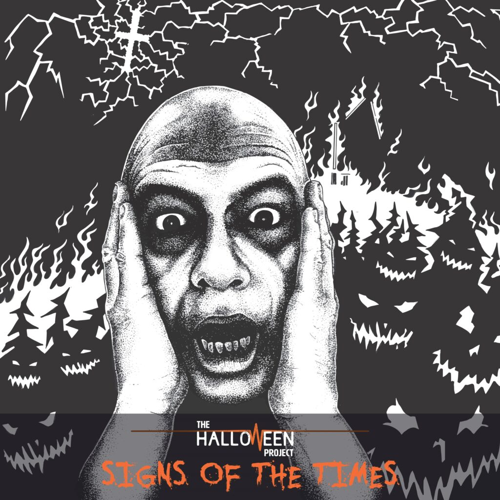 """THE HALLOWEEN PROJECT: Neue Single """"Signs Of The Times"""""""