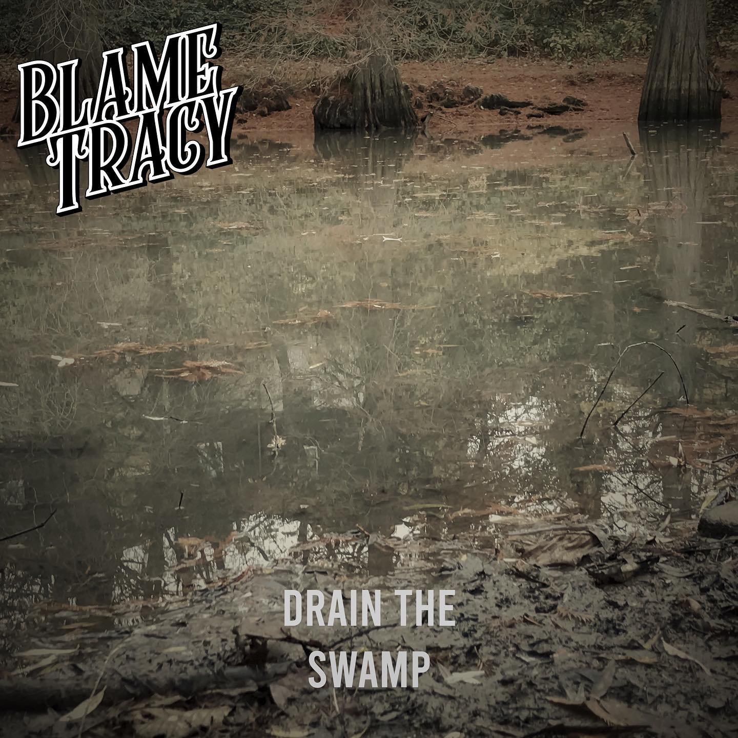 """Blame Tracy """"Drain The Swamp"""""""