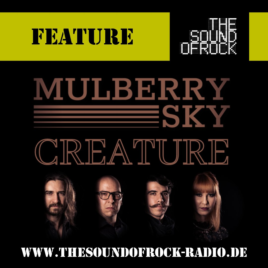 THE SOUND OF ROCK - MIXTAPE mit MULBERRY SKY Feature