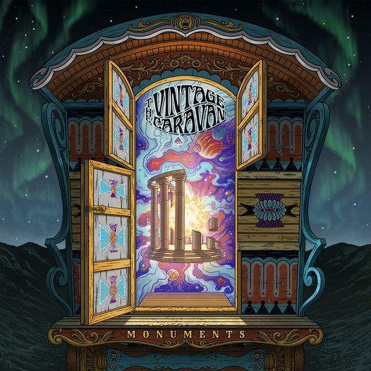 """THE VINTAGE CARAVAN: """"Whispers"""" zeigt die ersten Töne des neuen Albums"""