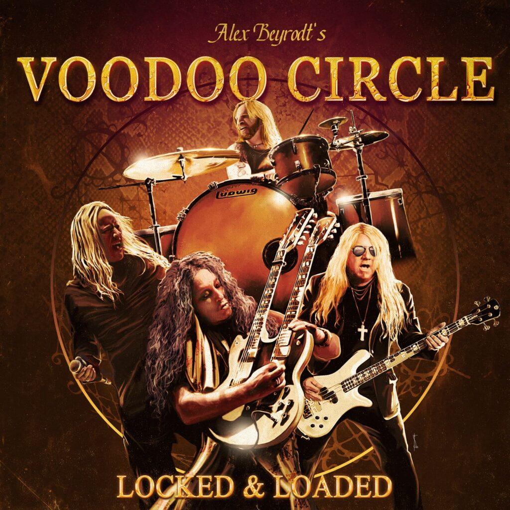 """VOODOO CIRCLE: Titelsong """"Locked & Loaded"""" als Video veröffentlicht"""