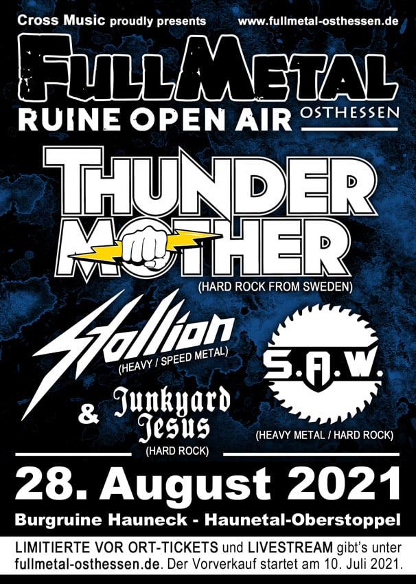 Full Metal Osthessen Open Air 2021