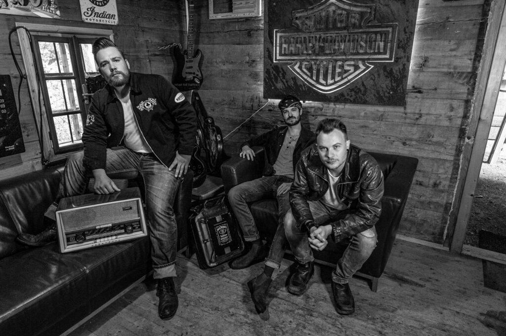 """GLEN AMPLE: Österreich's Rocker mit neuer Single """"Jack My Friend"""""""