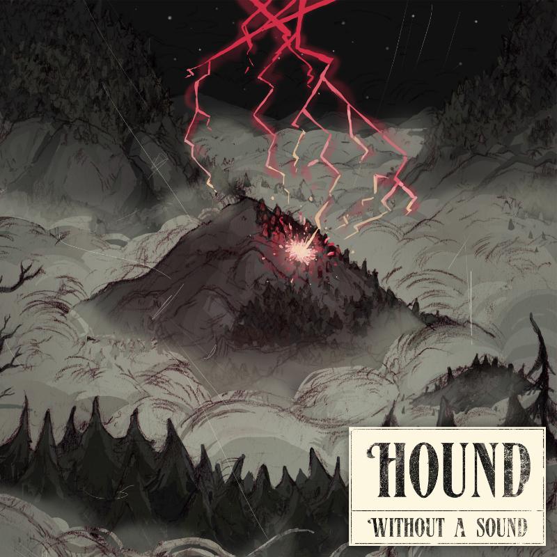 """HOUND: """"Without A Sound"""" – neue Single im Video"""