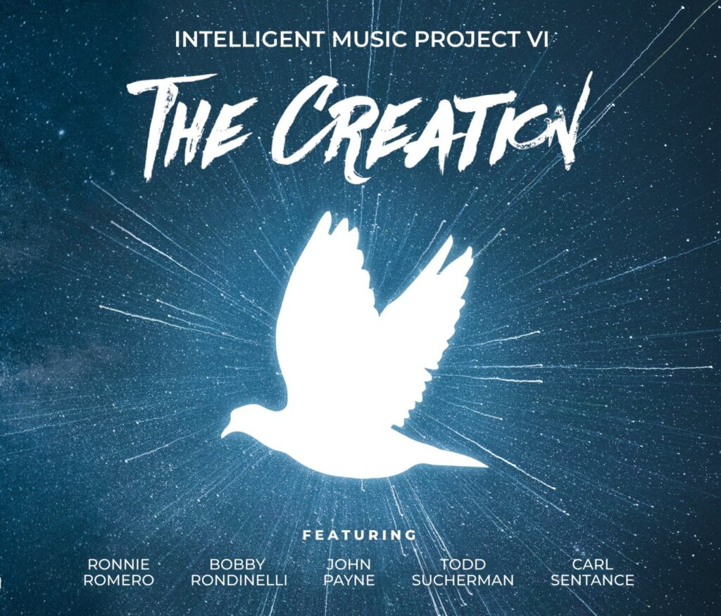 "INTELLIGENT MUSIC PROJECT: ""The Creation"""