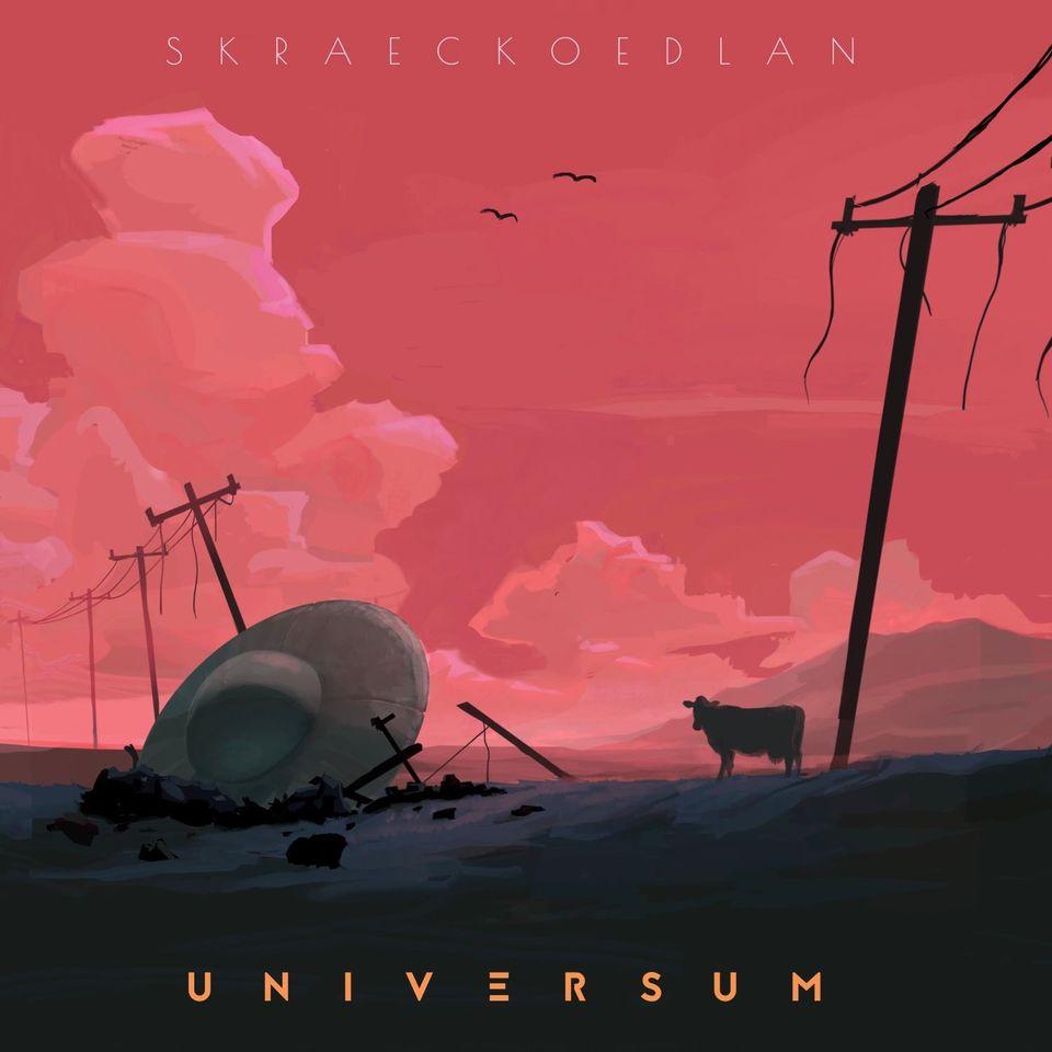 "SKRAECKOEDLAN: ""Universum"" im neuen Gewand"