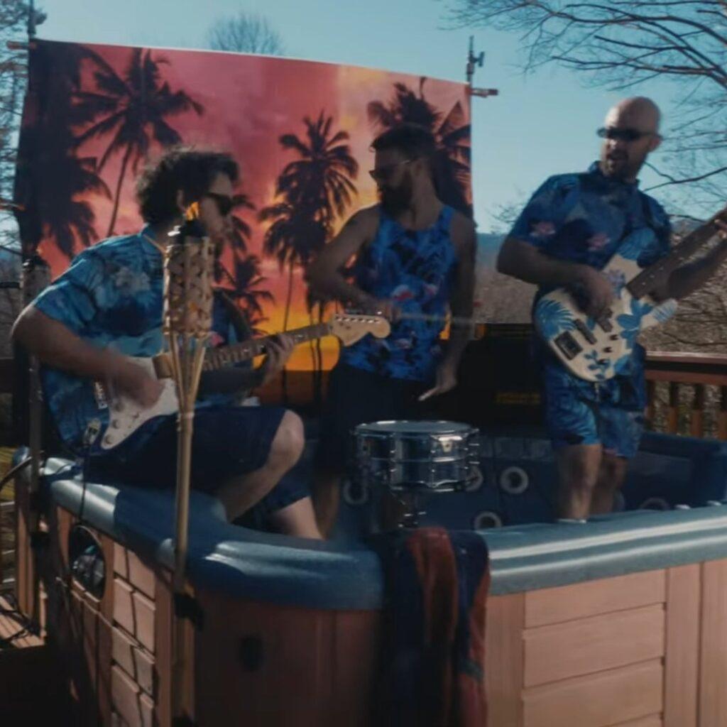 """THE GET RIGHT BAND: Indierocker veröffentlichen Video zu """"Itchy Soul"""""""