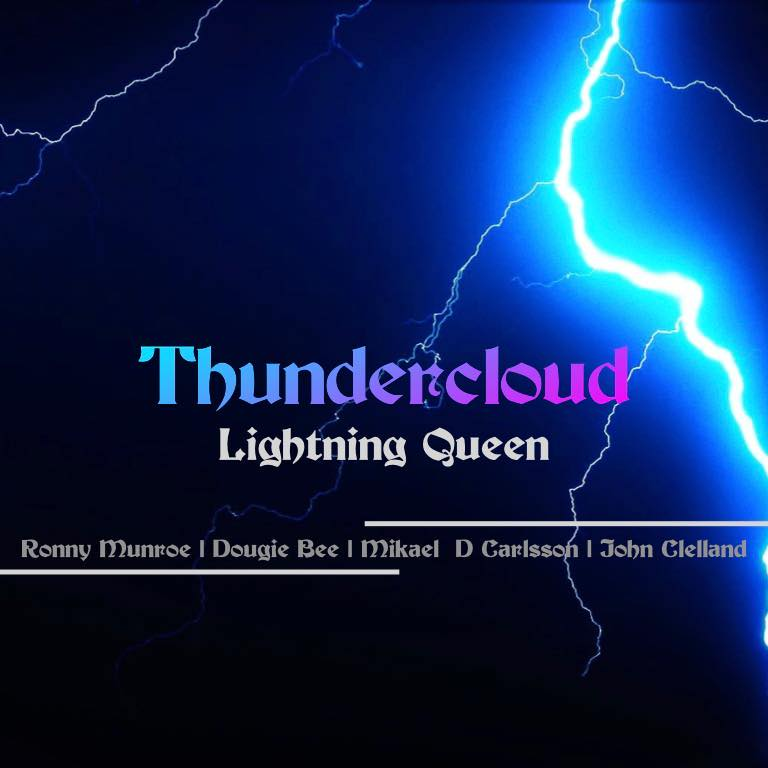 """Thundercloud """"Lightning Queen"""""""