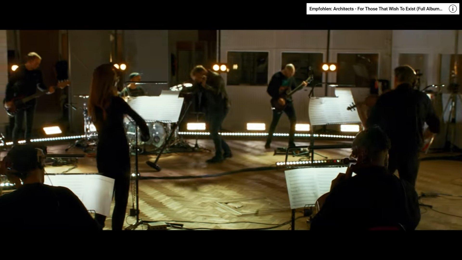 "Architects ""Animals"" Orchestral Version"