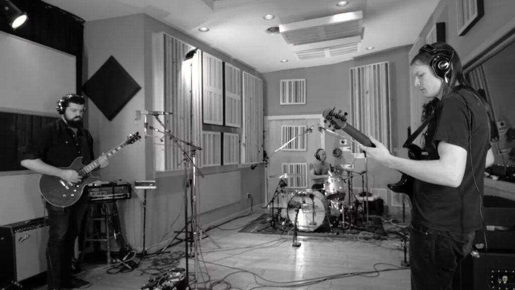 """BLACK LUNG: """"Demons"""" (Live at Wright Way Studios) – neues Lebenszeichen der Baltimore Rocker"""