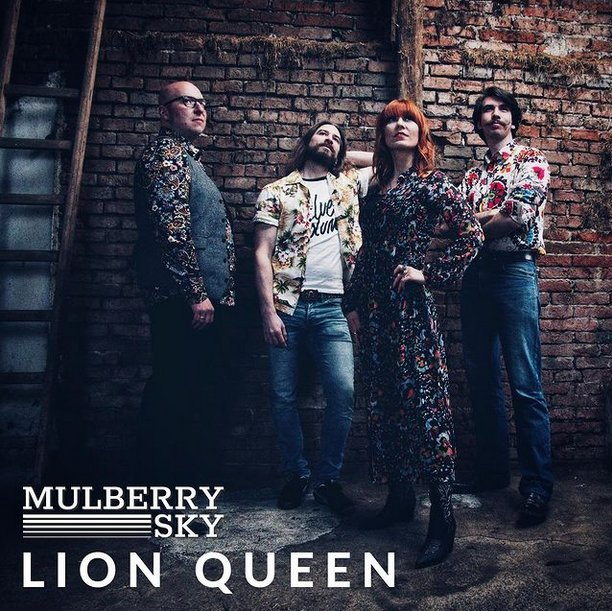 "Mulberry Sky ""Lion Queen"""