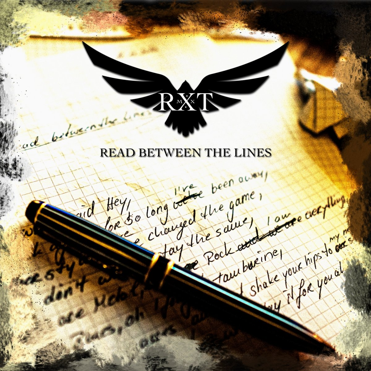 Max Roxton - Read Between The Lines