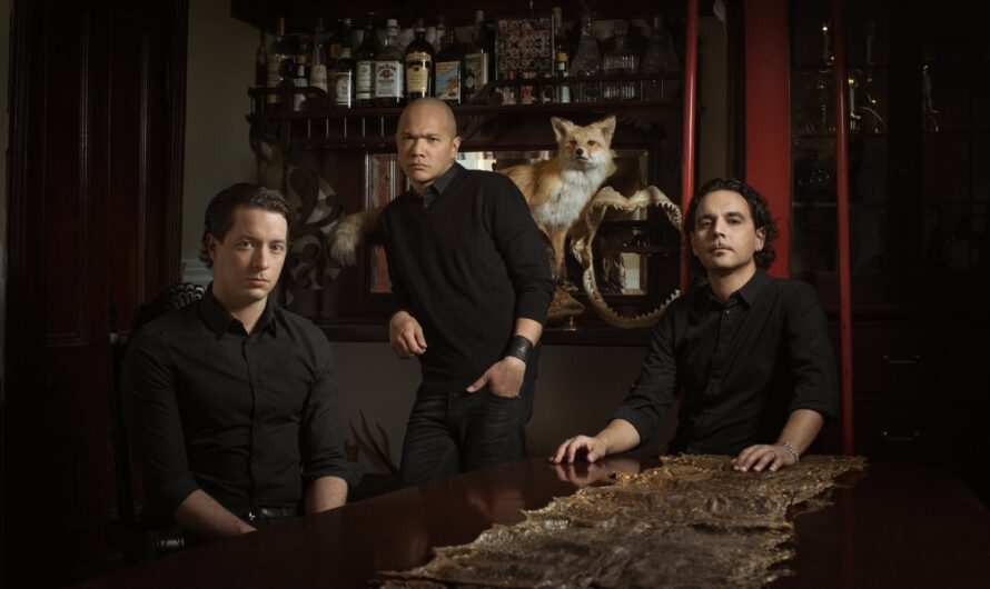 """DANKO JONES: Dritte Singleauskopplung mit """"Saturday"""" – Album-Release von """"Power Trio"""" rückt näher"""