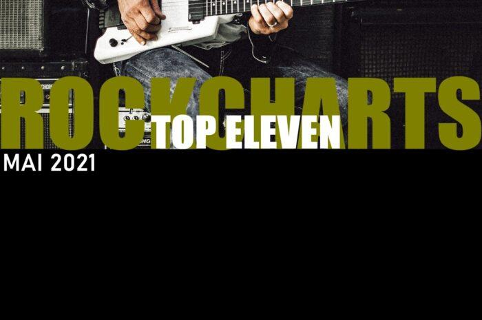 Top Eleven Rockcharts Mai 2021