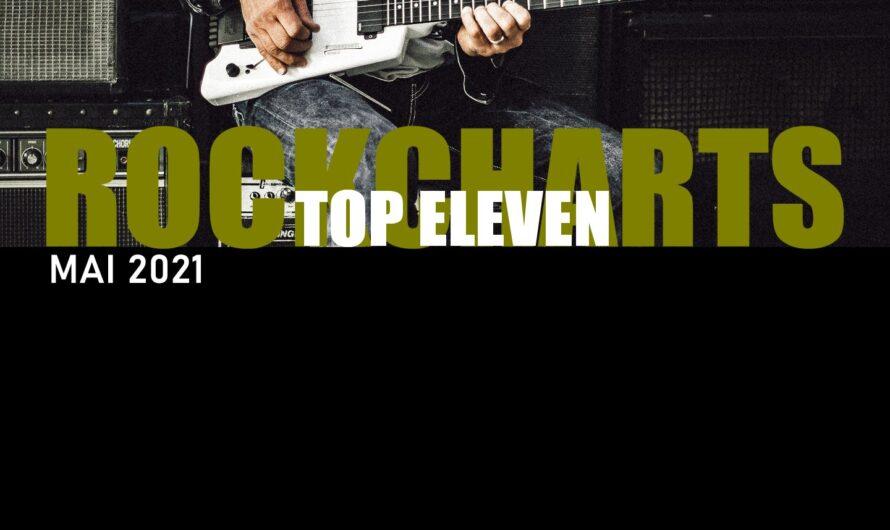THE HANDSOME DOGS führen die Mai-Rockcharts an – TOP ELEVEN ROCKCHARTS by THE SOUND OF ROCK RADIO
