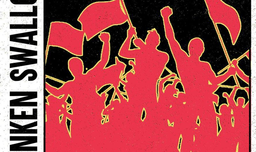 """DRUNKEN SWALLOWS: Video zu """"Viva La Revolution"""" –  der neuen Single aus dem kommenden Album """"Herzlaut"""""""