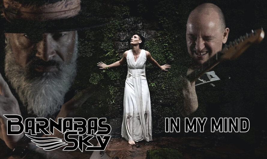 """BARNABAS SKY feat. Danny Martinez: """"In My Mind"""" wirbt für das Debütalbum"""